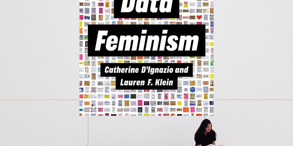 Data Feminism Book Series