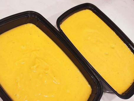 Butternut Squash Soup {HOP Official}