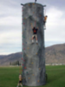 Shady Oaks Rides_rock-climbing-wall