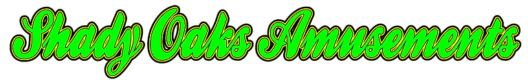 Shady Oaks Amusements logo