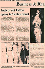 Ancient Art Tattoo 34410 Tenley Court, #1, Lewes, DE 19958