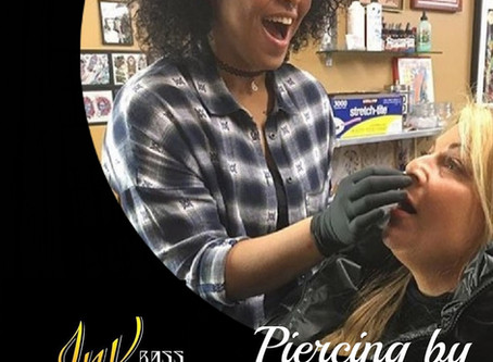 New Body Piercer in our Abington, Pennsylvania location