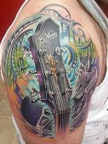 Color Tattoo Tattoos