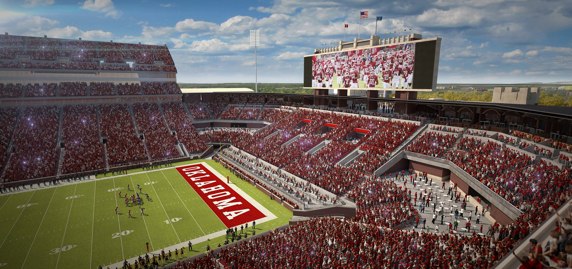 OU Stadium Expansion