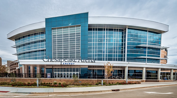 OKC Thunder Offices & Suites