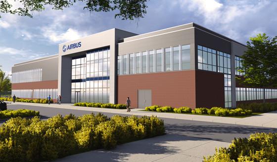 Wichita State University - Airbus Engineering Center