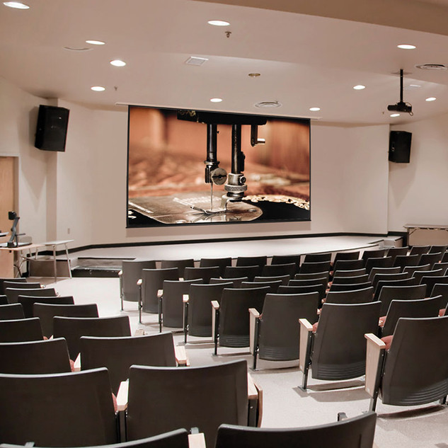 Projection Screens & Mounts