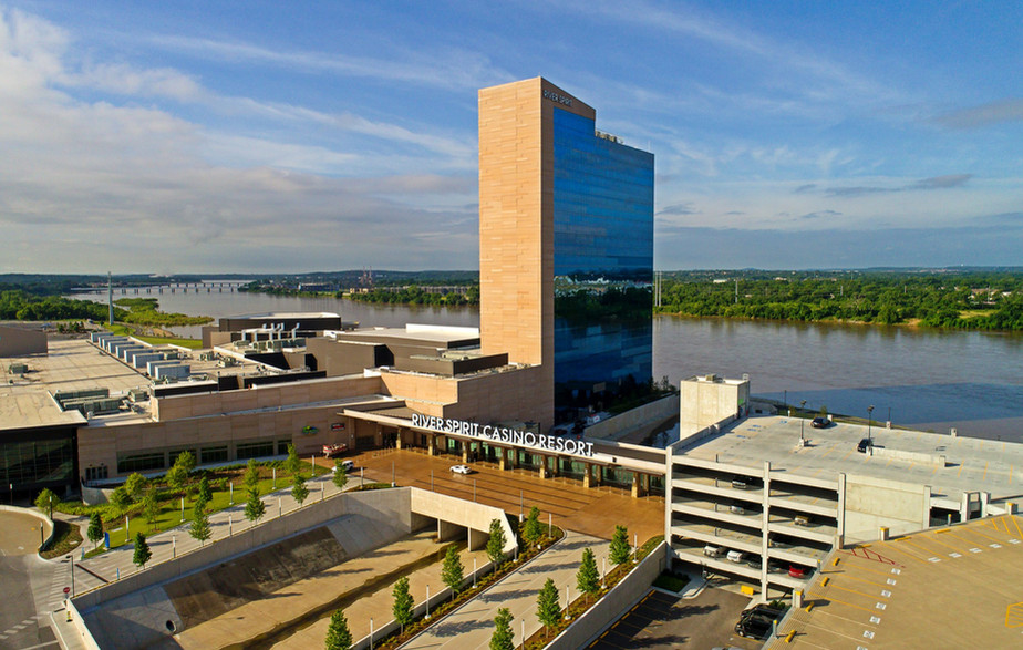 River Spirit Casino-Hotel