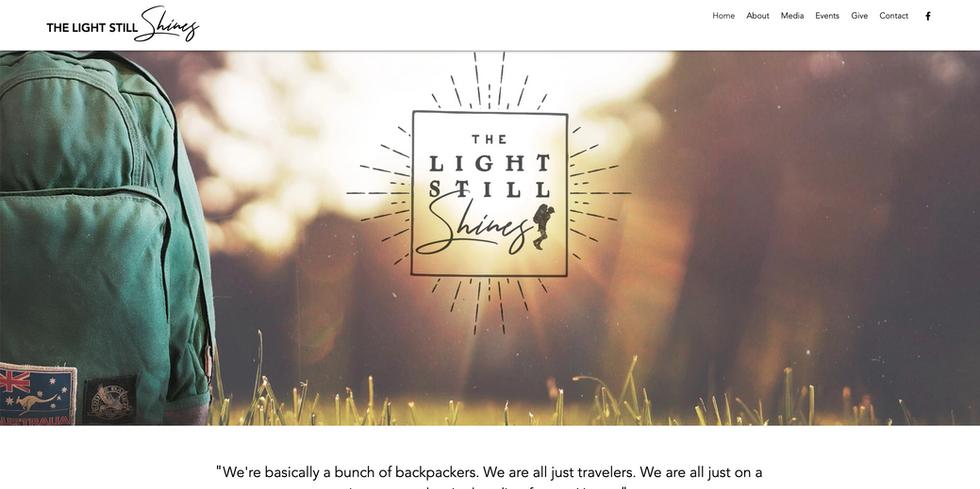 The Light Still Shines Ministry - Kim Jones Memorial
