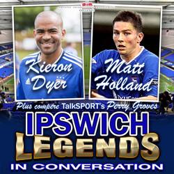 Ipswich Legends