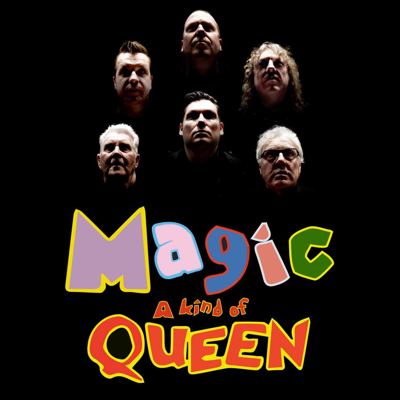 Magic a Kind of Queen