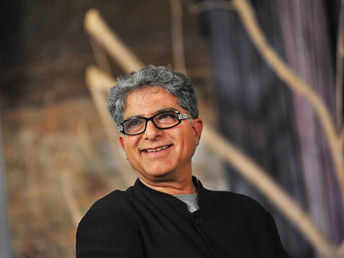Deepak Chopra joins CIHS Community