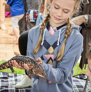 Reptile Parties Brisbane