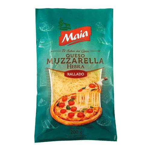 Grated Muzzarella Thread 200g