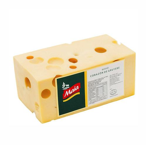 Gruyere Heart Bar Cheese