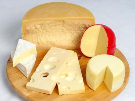 El sabor del queso