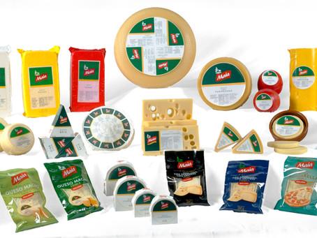 ¿Qué tienen en común todos los quesos?