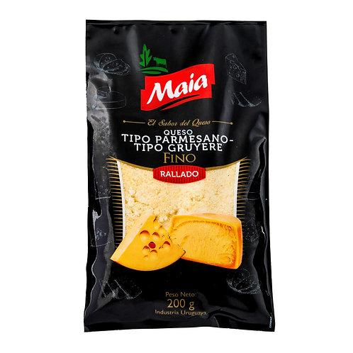 Rallado Fino Parmesano Gruyere 200g