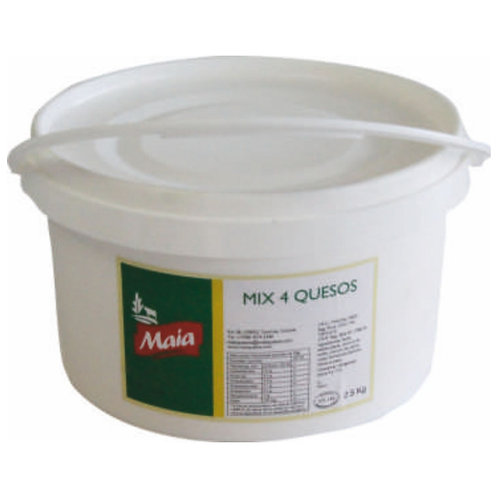 4 Cheeses Mix 2.5kg