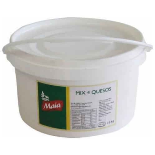 Mix 4 Quesos 2.5kg