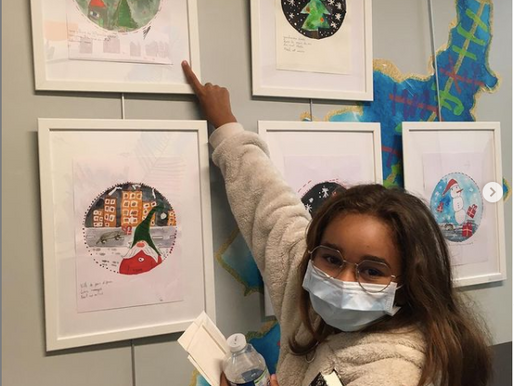 La petite galerie de l'Hôpital Necker - Enfants malades