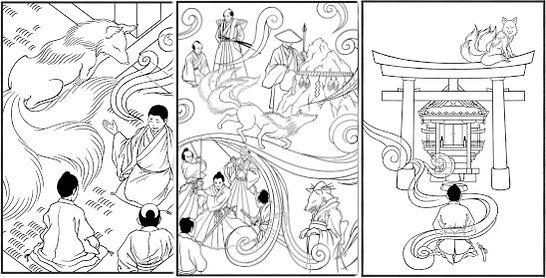 Kitsune story set.jpg