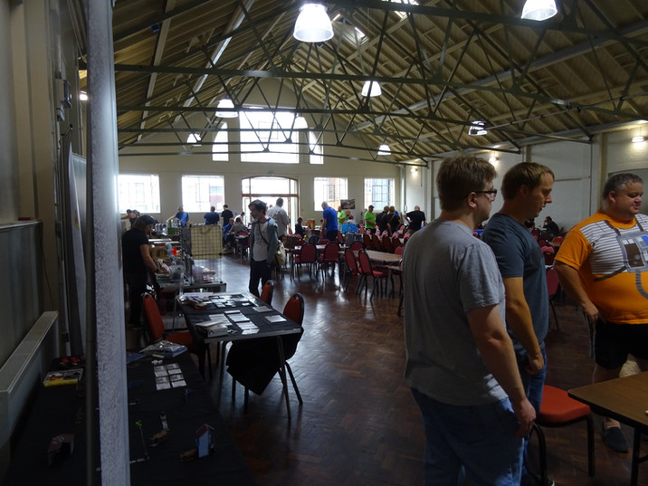 Canterbury Gaming Convention 2019