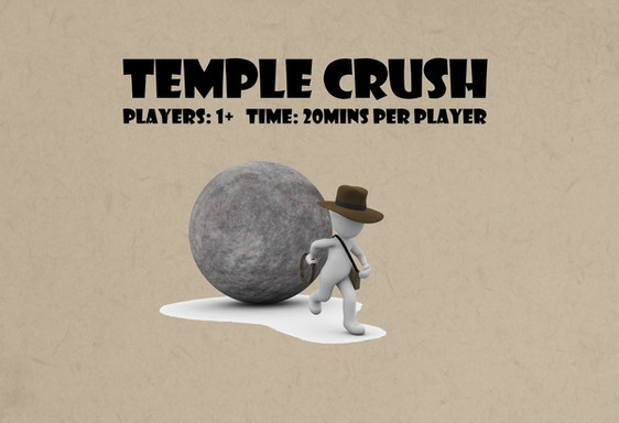 Temple Crush: Crushing It