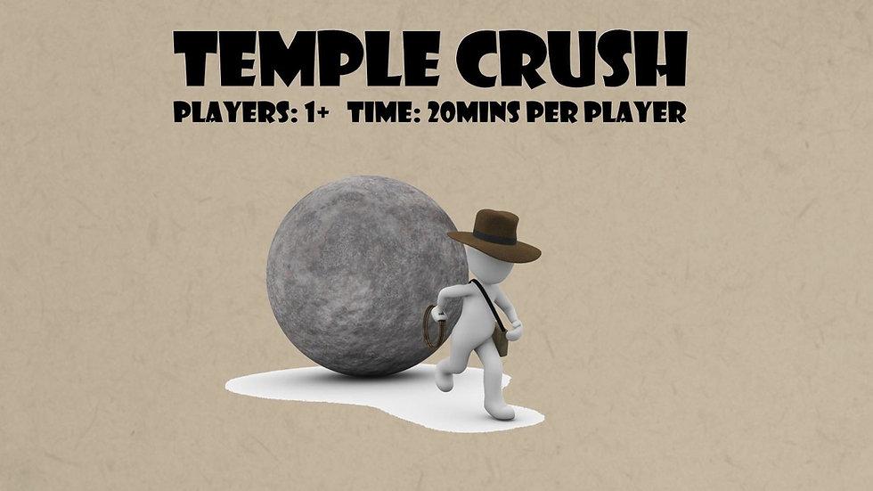Temple Crush Full Version