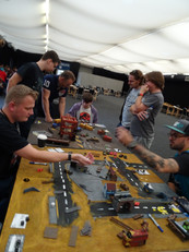 Gaslands at Tabletop Gaming Live