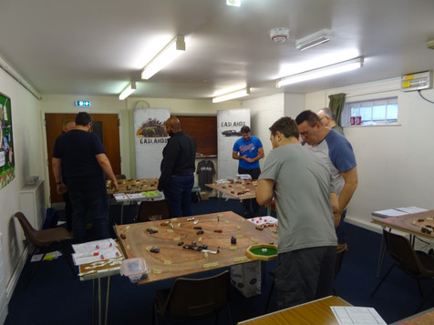 UK Gaslands Tournament