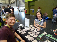 Previewing Moonflight at UKGE 2019