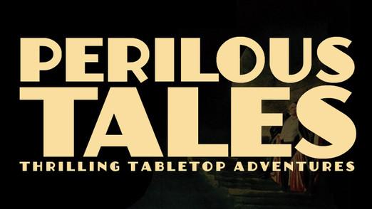 How I write Skirmish games: Perilous Tales designer's diary