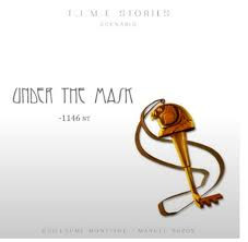 T.I.M.E. Stories: Under The Mask