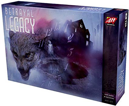 Betrayal: Legacy
