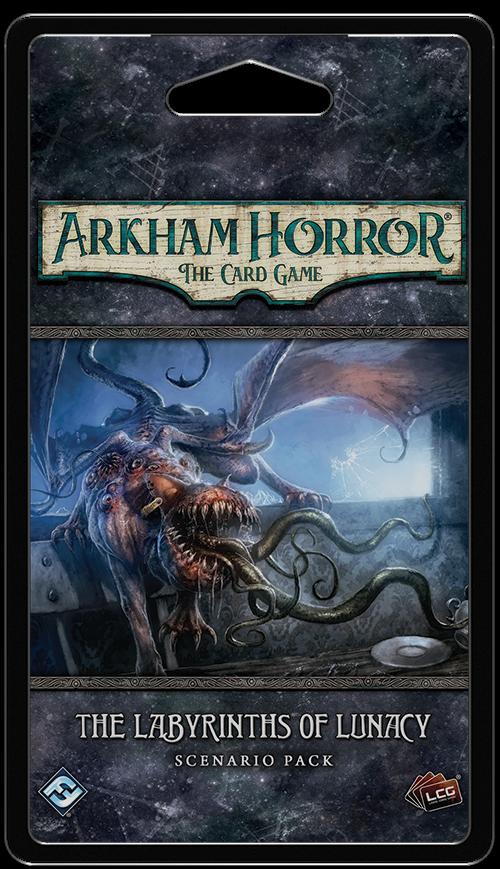 Arkham Horror: The Card Game - Labyrinths of Lunacy