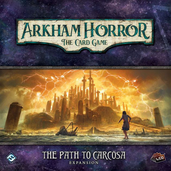 Arkham Horror: the card game - The Path to Carcosa Full Cycle