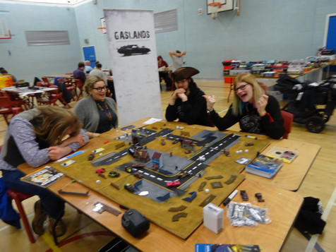 Gaslands at UnCon