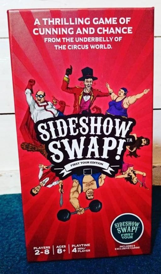 Sideshow Swap!