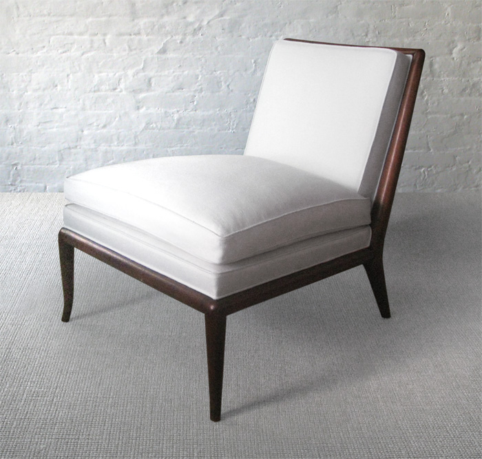 GIBBINGS SLIPPER CHAIR