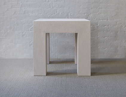 Small Cork Side Table