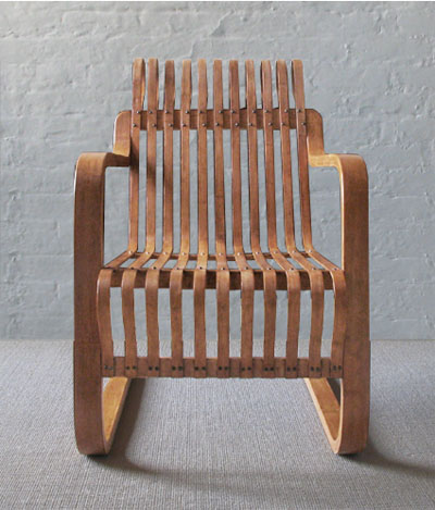 Japanese Bamboo Chair