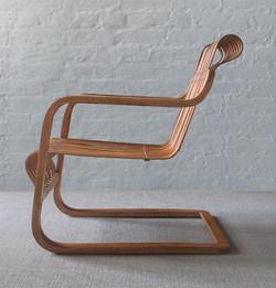 Japanese Bamboo Chair
