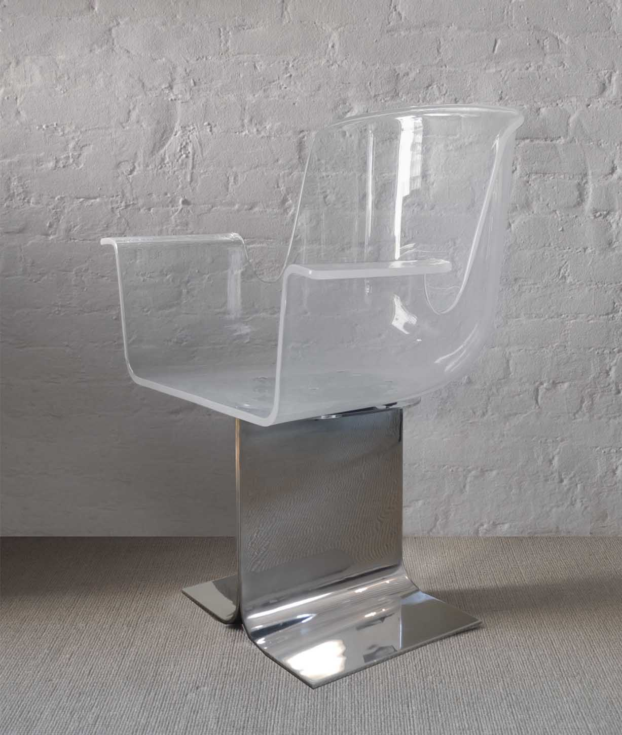 ACRYLIC CHAIRS