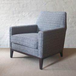 WORMLEY UPHOLSTERED ARMCHAIR