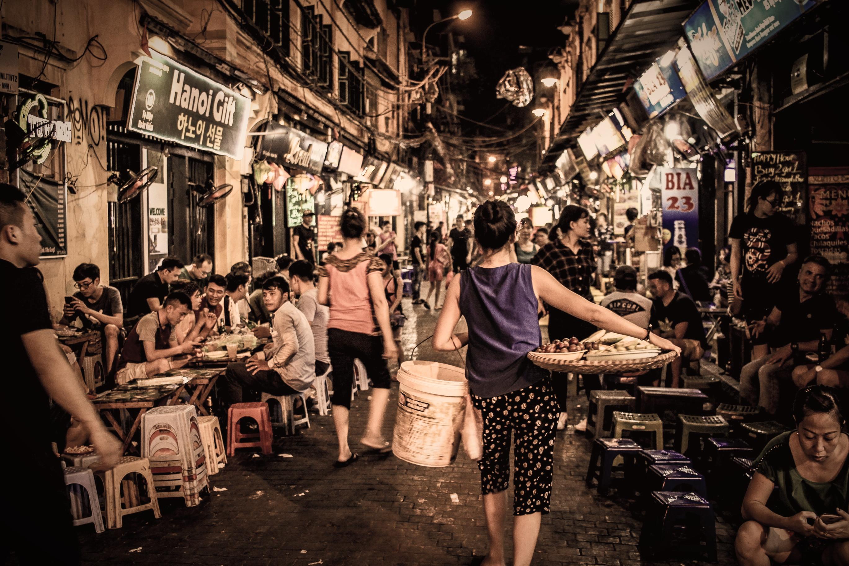 Hanoi City Tour & Off The Beaten Track