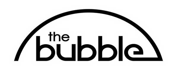 Logo for The Bubble