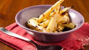Recette de frites de panais