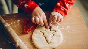 Comment bien cuisiner avec ses enfants à Noël ?