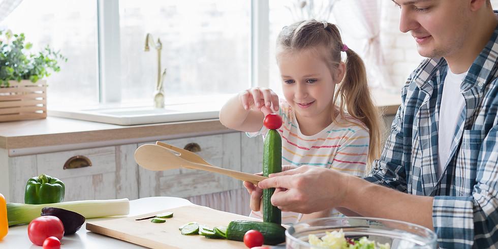 Atelier cuisine parent-enfant spécial automne chez Pouloulou